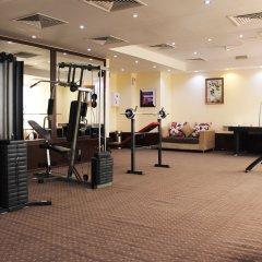 Al Khaleej Grand Hotel фитнесс-зал