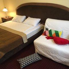 Гостиница Вояж комната для гостей фото 3