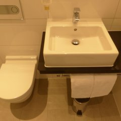 Отель Ghotel & Living Munchen-City Мюнхен ванная фото 2