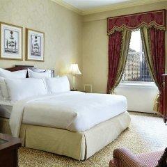 Отель Waldorf Astoria New York США, Нью-Йорк - 8 отзывов об отеле, цены и фото номеров - забронировать отель Waldorf Astoria New York онлайн комната для гостей фото 4