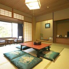 Tokushima Grand Hotel Kairakuen Минамиавадзи комната для гостей