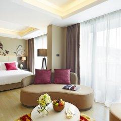 Отель Grand Mercure Phuket Patong 5* Стандартный номер с различными типами кроватей фото 4