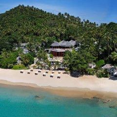 Отель The Surin Phuket пляж