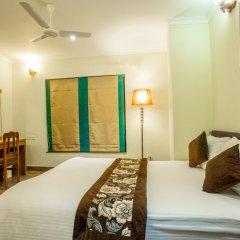 Отель Mahadev Hotel Непал, Катманду - отзывы, цены и фото номеров - забронировать отель Mahadev Hotel онлайн комната для гостей фото 2