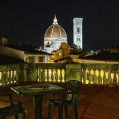 Отель Soggiorno La Cupola Италия, Флоренция - 1 отзыв об отеле, цены и фото номеров - забронировать отель Soggiorno La Cupola онлайн балкон