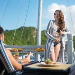 Отель Paradise Peak Cruise балкон