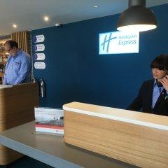 Отель Holiday Inn Express St. Albans - M25, Jct.22 интерьер отеля