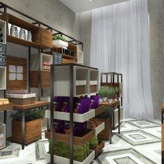 Отель Hilton Garden Inn Dubai Al Jadaf Culture Village ОАЭ, Дубай - 1 отзыв об отеле, цены и фото номеров - забронировать отель Hilton Garden Inn Dubai Al Jadaf Culture Village онлайн питание фото 2