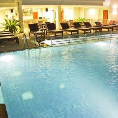 Отель Baumancasa Beach Resort бассейн фото 4