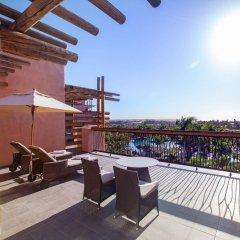 Отель Lopesan Baobab Resort балкон