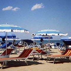 Hotel Corona пляж фото 2