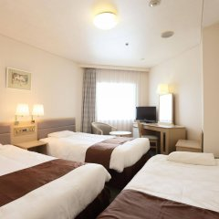 Kobe Sannomiya Tokyu REI Hotel Кобе комната для гостей фото 2