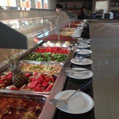 Отель Planos Beach питание