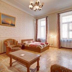 Апартаменты СТН Апартаменты на Караванной Стандартный номер с разными типами кроватей фото 9