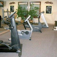 Отель Hampton Inn & Suites Springdale фитнесс-зал фото 3