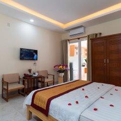 Doha 1 Hotel Saigon Airport комната для гостей