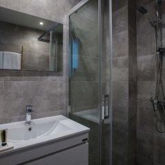 Отель Spot Apart Греция, Афины - отзывы, цены и фото номеров - забронировать отель Spot Apart онлайн ванная фото 2