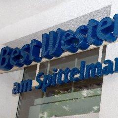 Best Western Hotel am Spittelmarkt фитнесс-зал фото 3