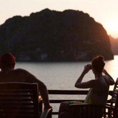 Отель Apricot Premium Cruise пляж