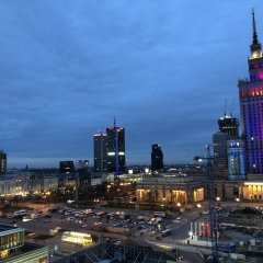 Отель Palm Aparts Warsaw Варшава фото 8