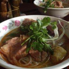 Отель Nha Nghi Tung Lam Далат питание