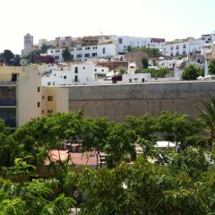 Отель Casa de huéspedes Vara De Rey пляж