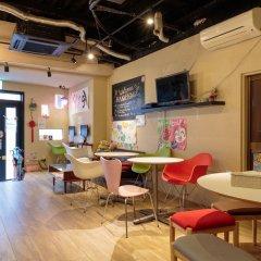 Fukuoka Hana Hostel Хаката гостиничный бар