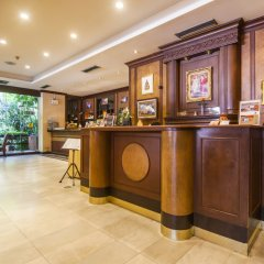 Отель Silom City гостиничный бар