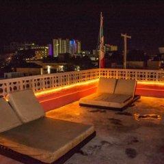 Отель Agavero Hostel Мексика, Канкун - отзывы, цены и фото номеров - забронировать отель Agavero Hostel онлайн балкон фото 6