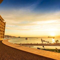 Kempinski Hotel Aqaba пляж