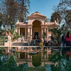 Отель OYO 231 Hotel Magnificent View Непал, Катманду - отзывы, цены и фото номеров - забронировать отель OYO 231 Hotel Magnificent View онлайн приотельная территория фото 2