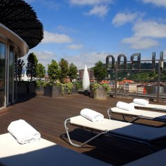 Gran Hotel Domine Bilbao бассейн