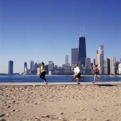 Отель PUBLIC Chicago пляж