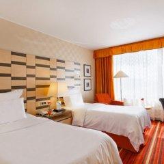 Гостиница Azimut Moscow Olympic 4* Стандартный номер с 2 отдельными кроватями