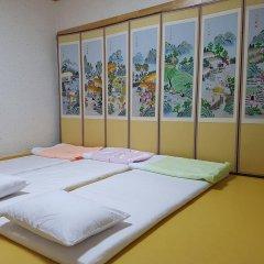 Отель Dajayon Guest House Южная Корея, Сеул - отзывы, цены и фото номеров - забронировать отель Dajayon Guest House онлайн комната для гостей фото 5