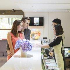 Отель Aspen Suites Бангкок интерьер отеля