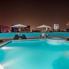 Отель Lotus Retreat Hotel ОАЭ, Дубай - 2 отзыва об отеле, цены и фото номеров - забронировать отель Lotus Retreat Hotel онлайн бассейн фото 2