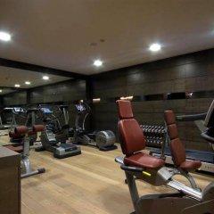 Отель Melia Genova фитнесс-зал фото 4