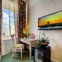 Бутик-Отель Золотой Треугольник 4* Стандартный номер с двуспальной кроватью фото 48