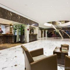 Отель Warwick Geneva интерьер отеля