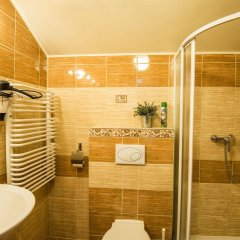 Отель Hotelik 31 Познань ванная фото 2