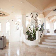 Отель Club Rimel Djerba Тунис, Мидун - отзывы, цены и фото номеров - забронировать отель Club Rimel Djerba онлайн интерьер отеля фото 2