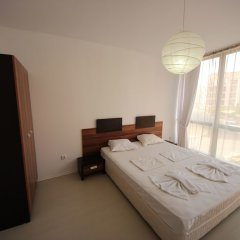 Апартаменты Menada Rainbow Apartments Солнечный берег комната для гостей фото 22