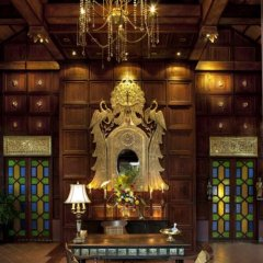 Отель Mercure Mandalay Hill Resort сауна