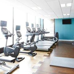 Отель Novotel London West фитнесс-зал