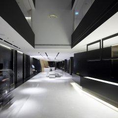 The Met Hotel интерьер отеля