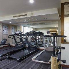 Отель Royal Suite Residence Boutique Бангкок фитнесс-зал