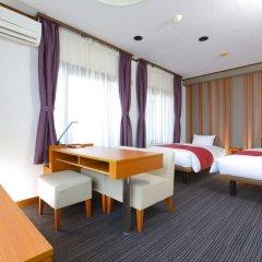Отель MyStays Kameido Япония, Токио - отзывы, цены и фото номеров - забронировать отель MyStays Kameido онлайн комната для гостей фото 5