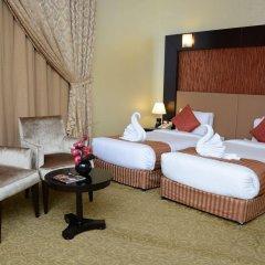 Отель Aryana Hotel ОАЭ, Шарджа - 3 отзыва об отеле, цены и фото номеров - забронировать отель Aryana Hotel онлайн комната для гостей фото 4