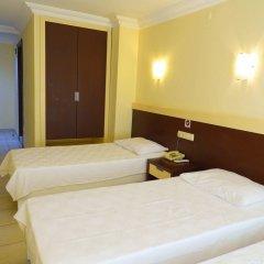 Kleopatra Ada Beach Hotel - All Inclusive Аланья комната для гостей фото 2